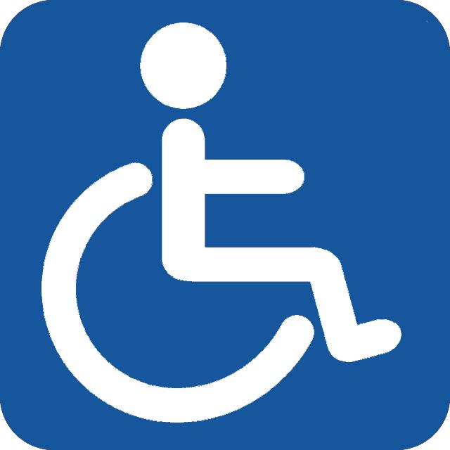 Accés handicapé