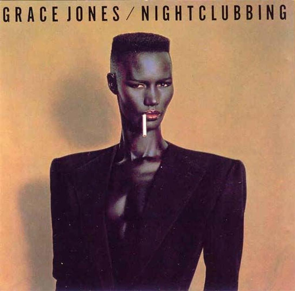 Nightclubbing / mus. Grace Jones (voc)   Jones, Grace (1952-....). Compositeur